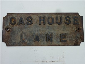 Gas house lane