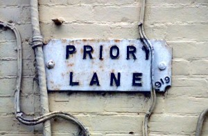 Priory Lane