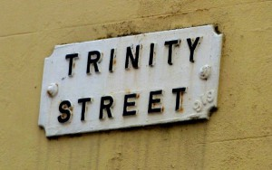 Trinity St
