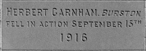 Herbert Garnham and the Burston School Strike