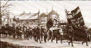 burston rebellion